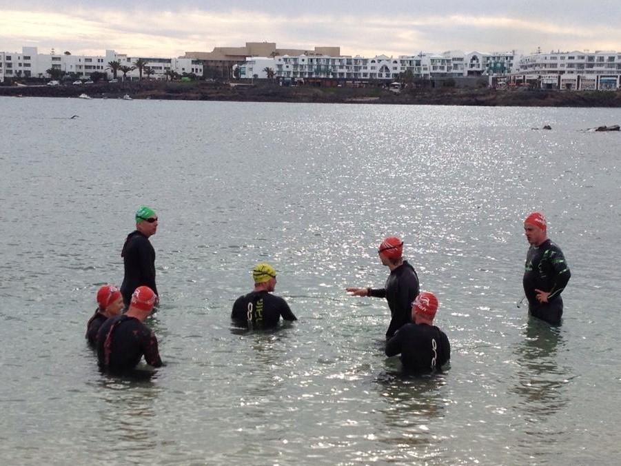 Freiwassertraining-Pro.TrainingTours-Triathlon-Camp