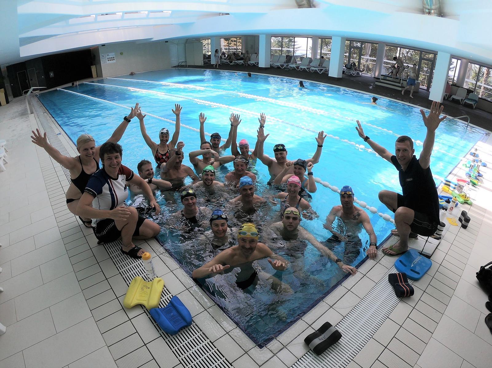 Schwimmtraining-IstriaBike-TriCamp