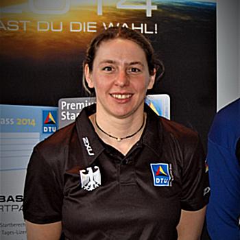 Heike Priess - Referentin in der A- und B- Trainer Ausbildung der Deutschen Triathlon Union e.V.