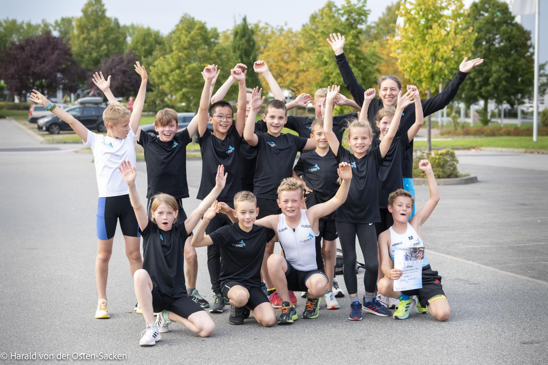 Fiko Nachwuchs @ Center-Triathlon Neubrandenburg